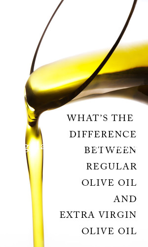 Ever stared in confusion at the different olive oil labels at the store and wondered if there really was a difference between extra virgin olive oil and regular olive oil? And what about pure olive oil and lite olive oil? What's up with that? This article aims to answer these questions.