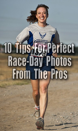 How can you make sure you get -- and take -- the best race-day photos? We talked to five professional race photographers to get their tips for both runners and their family and friends taking photos to make sure you get the best race-day mementos possible.