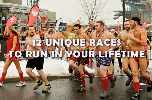 12 Unique Races to Run in Your Lifetime