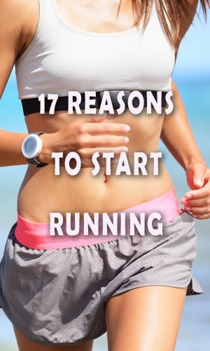 Amid the hustle of everyday life, finding the time and motivation for exercise can be tough. If you've been dabbling with the idea of taking up running and you're looking for some inspiration, read on for 17 wonderful reasons to run.