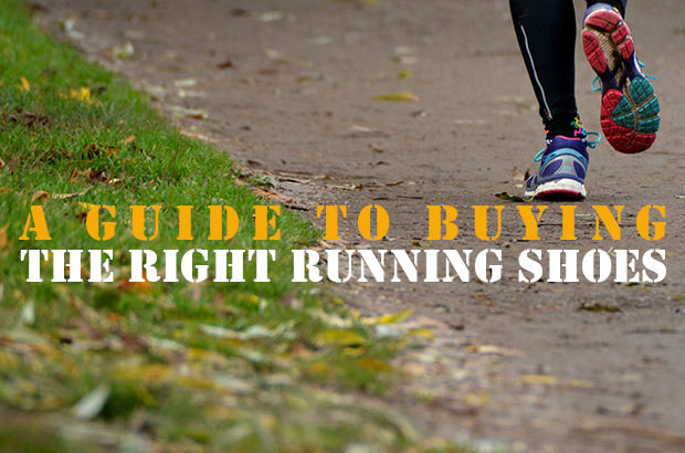 A Guide To Buying The Right Running Shoes