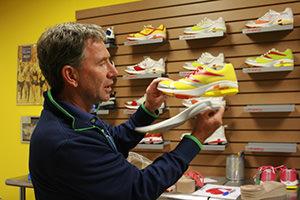 shoe expert