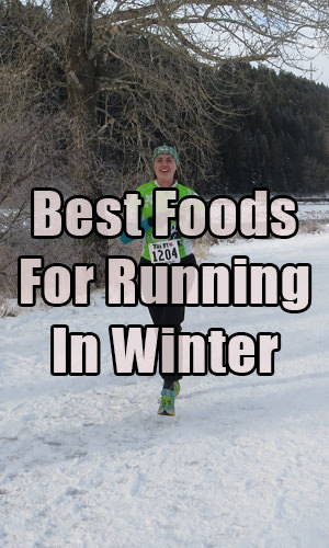 Don't run on empty this winter. Here are our top tips for meeting your body's nutritional needs on your winter runs.