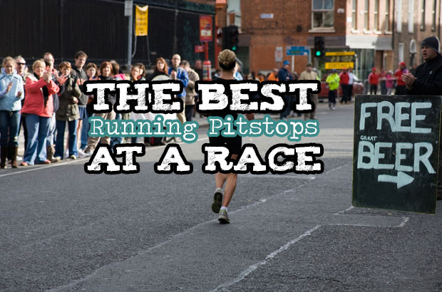 Best Running Pitstops At A Road Race