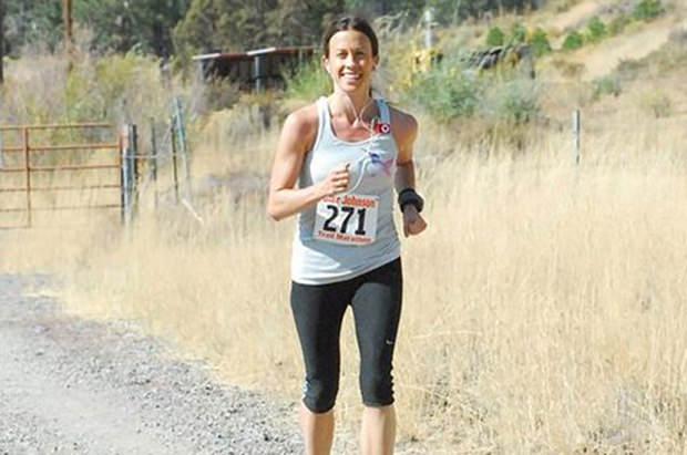 Celebrity Runner Alanis Morissette