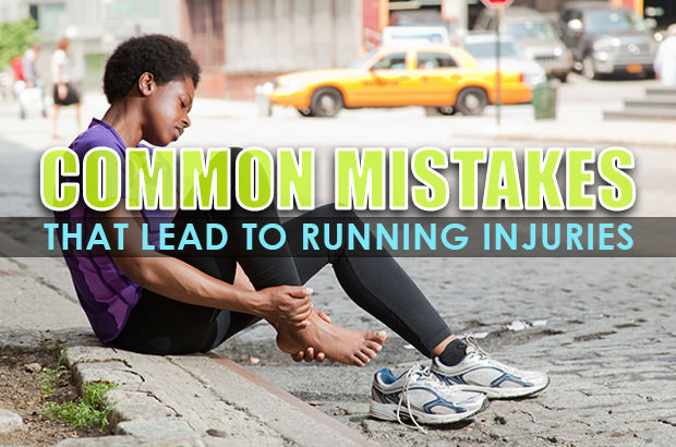 Common Mistakes That Lead To Running Injuries