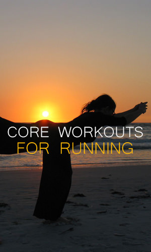 Core exercises are important for running. They help you maintain efficient running form, stay injury free and in the process make you a better runner. Because of its importance, we've put together a simple primer about your core muscles, why they are important and how you can strengthen them.