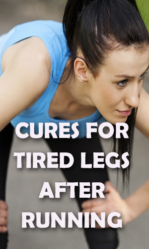 Running is an intense exercise and can be hard on your legs. That's why having tired, or sore, legs after running is not uncommon. There are various and multiple causes for tired legs, but luckily, there are as many effective treatments for tired legs as there are causes.