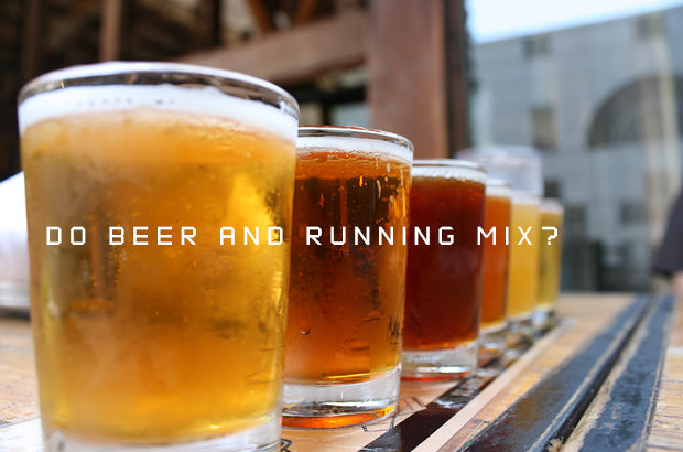 Do Beer And Running Mix
