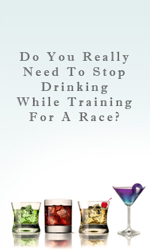 For whatever the reason, running and drinking seem to be a universally accepted pairing.But should you maintain your relationship with booze, or will taking some time away from the bottle help improve your performance.