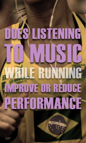 One of the age old debates amongst runners is whether music improves or lowers performance. Read what runners and running experts have to say on this matter.
