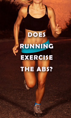 Sure, lots of runners have great abs. But they didn't get those abs through running alone. This article take an indepth look at running and it's effects on building your abdominal muscles.