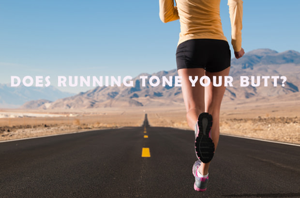 Does Running Tone Your Butt