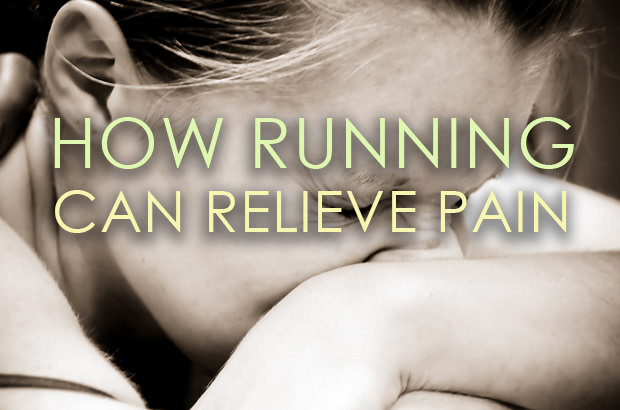 How Running Can Relieve Pain