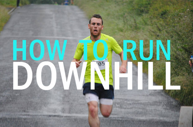 How to run downhill