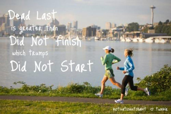 Inspirational Messages To Get You Off That Couch And Go Running #6: