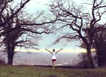 Running Is Freedom. Break Free.