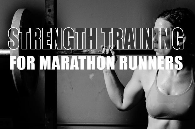 Strength Training For Marathon Runners