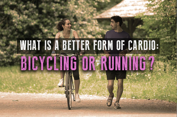 What Is a Better Form of Cardio Bicycling or Running