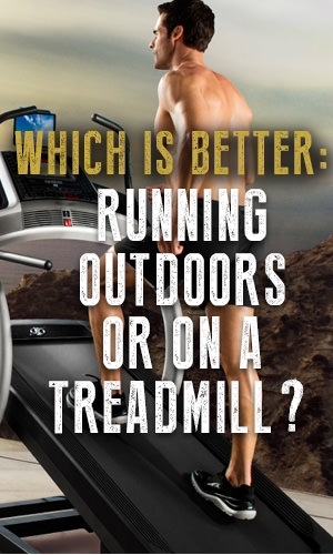 Some runners hate to be stuck inside on a treadmill, especially when there's beautiful weather and great terrain available outside. Other runners appreciate the convenience of hopping onto a treadmill and getting their workout in without having to consider routes or weather. But which one is better? Read on and decide for yourself.