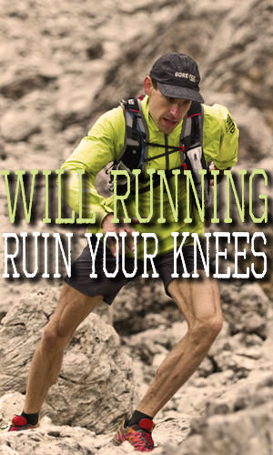 Many people are of the view that running, because of the repetitive pounding, wears out your knees in the long term. This article takes a deeper look into this.