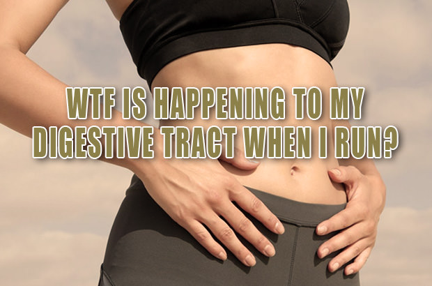 WTF Is Happening to My Digestive Tract When I Run