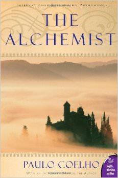 The Alchemist :  - by Paulo Coelho