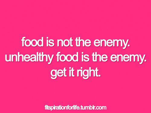 Quotes About Fast Food Being Unhealthy