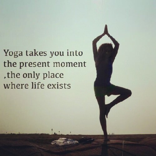 yoga quotes about balance - photo #13