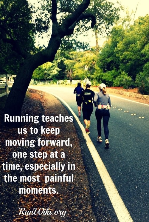 runner things 1365 running teaches us to keep moving