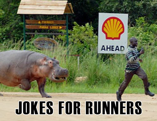 Runner Things #2880: Jokes For Runners