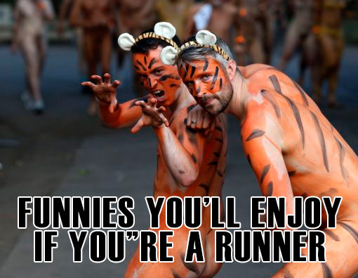 Runner Things #2882: Funnies You'll Enjoy If You're A Runner