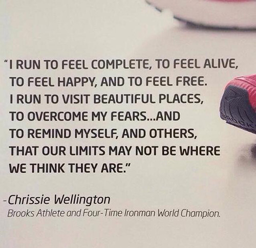 Running matters 203 i run to feel complete to feel alive to feel running matters 203 i run to feel complete to feel alive to publicscrutiny Choice Image