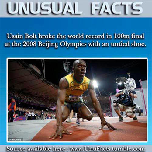 Running Matters #231: Usain Bolt broke the world record in ...